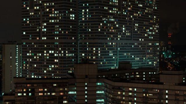Фотографии российских городов в стилистике «Бегущего по лезвию» (14 фото)