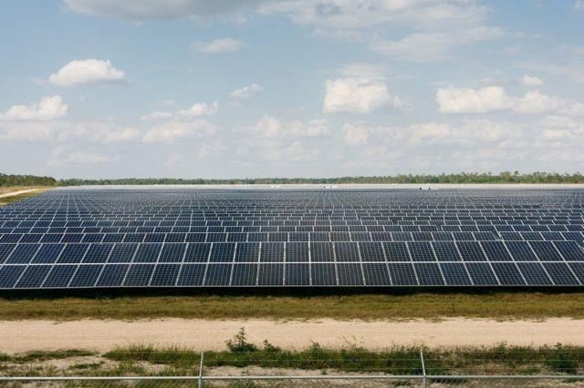 Бабкок-ранч - город, который полностью обеспечен солнечной энергией (7 фото)