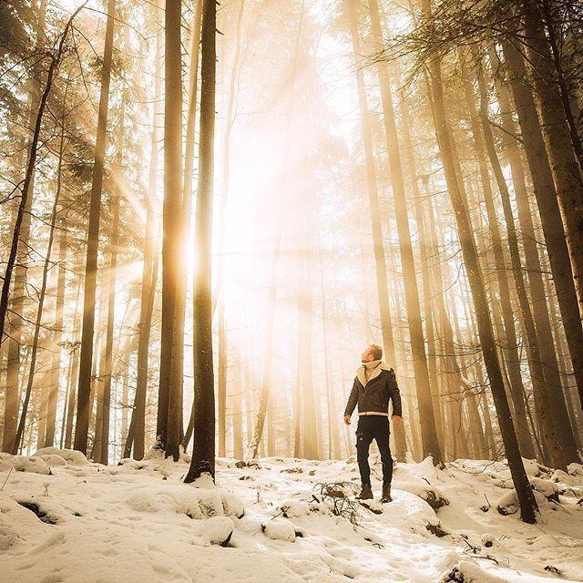 Потрясающие фотографии Джейкоба Риглина (35 фото)