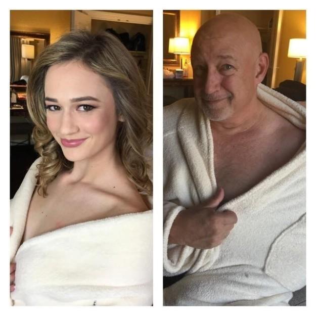 Когда твой папа тролль (10 фото)