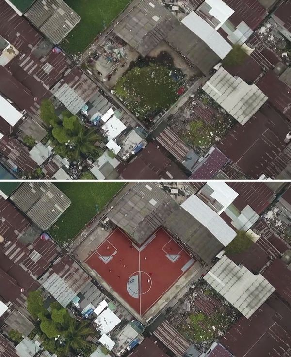 Футбольные стадионы в Тайланде (8 фото)