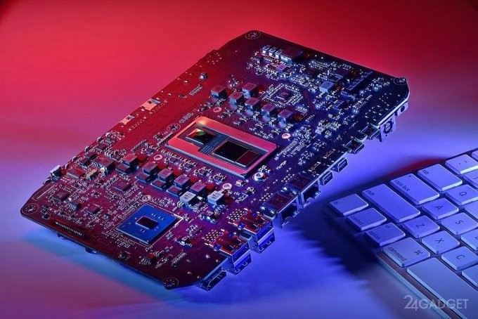 Intel NUC — мини-ПК с поддержкой виртуальной реальности и игр (6 фото)