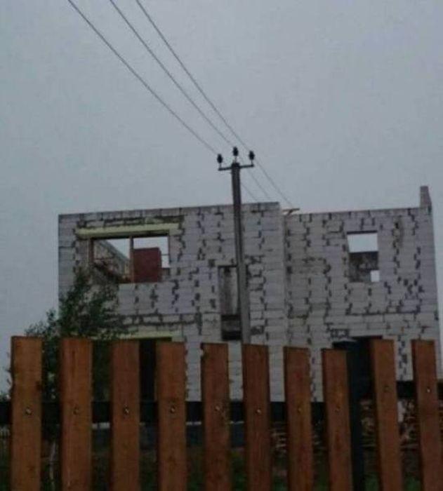 Фейлы строителей и проектировщиков (37 фото)