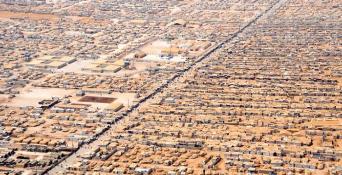 Временные города: построить мегаполис за месяц (4 фото)