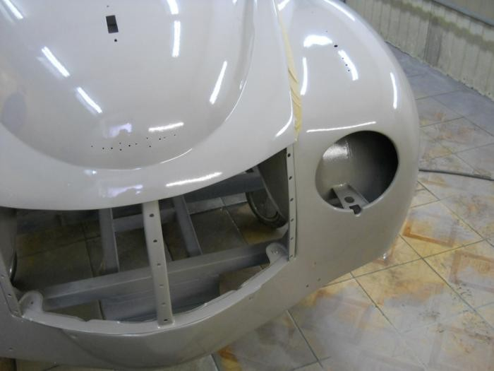 Реставрация неповторимого «Минора» (20 фото)