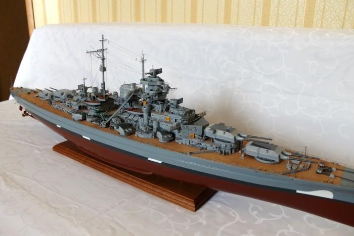 Охота на линкор «Бисмарк» (6 фото)