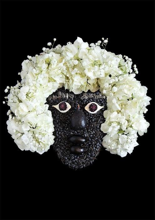 Съедобные «лица»: оригинальный фуд-арт (11 фото)