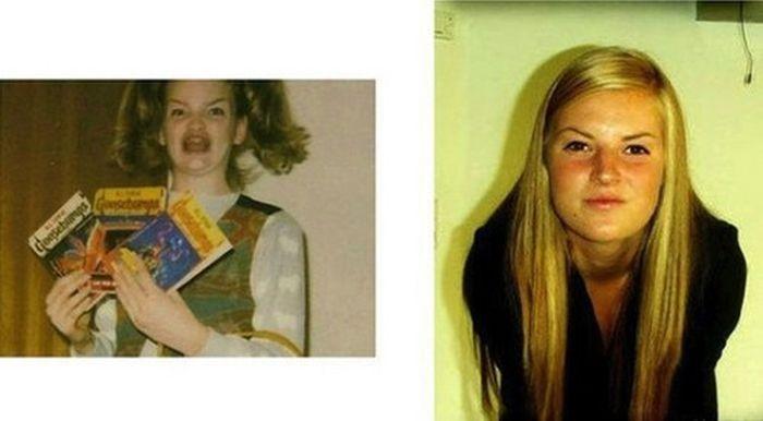 Преображение девушек (19 фото)