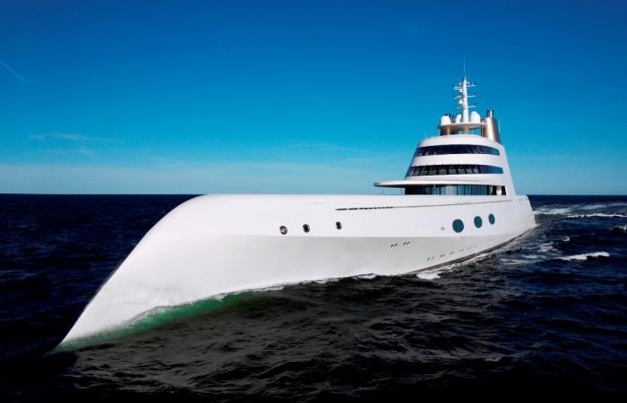 Дорогие и роскошные яхты, которые принадлежат российским олигархам (6 фото)