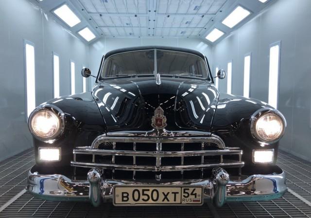 В Новосибирске продается уникальный ГАЗ-12 ЗИМ за 20 млн рублей (10 фото)