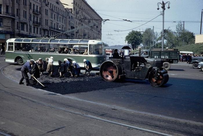 Кадры рабочего класса СССР в 1959 году (8 фото)