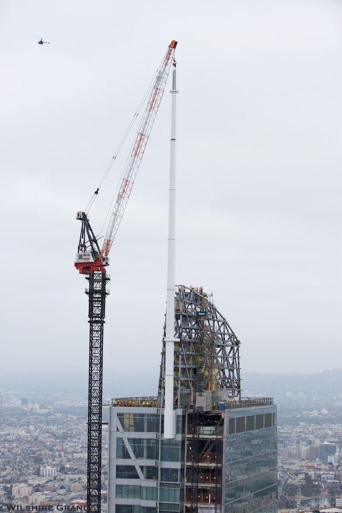 Крутейшее фото от американских строителей (2 фото)