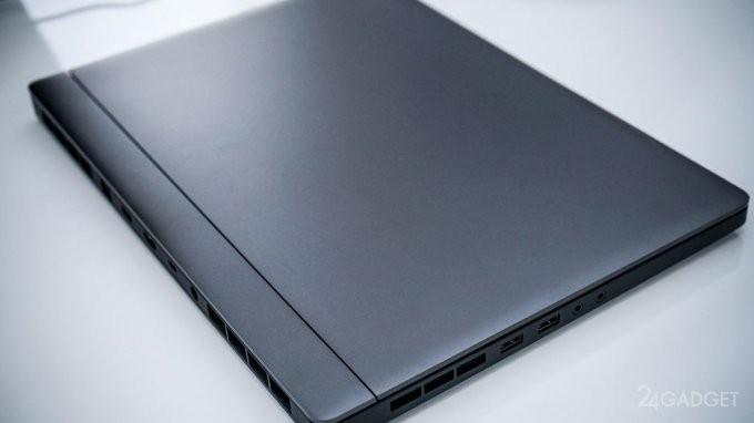 Xiaomi представила свой первый игровой ноутбук Mi Gaming Laptop (15 фото)