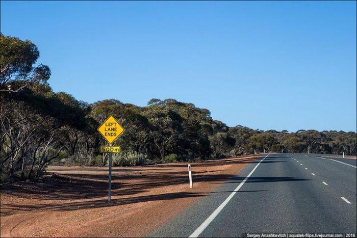 Вот где действительно идеальные дороги (21 фото)