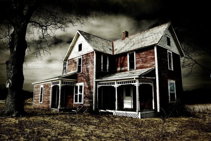 Дома, которые сочли сжечь ! (10 фото)