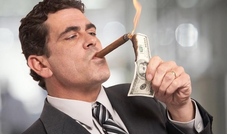 Странности и причуды богачей (7 фото)