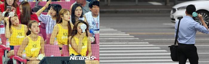 Повседневные приборы в Южной Корее (8 фото)