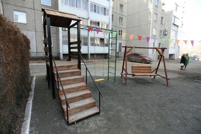 Штраф за детскую площадку в 100 тыс. (4 фото)