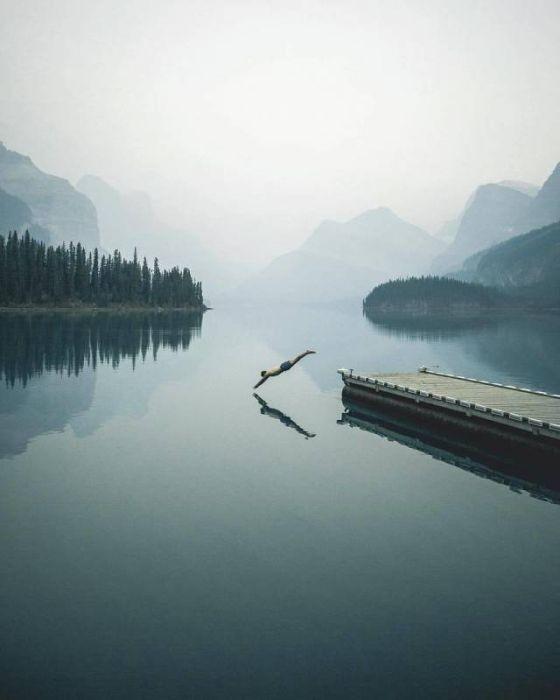 Зрелищные фото, которые не нуждаются в комментариях (20 фото)