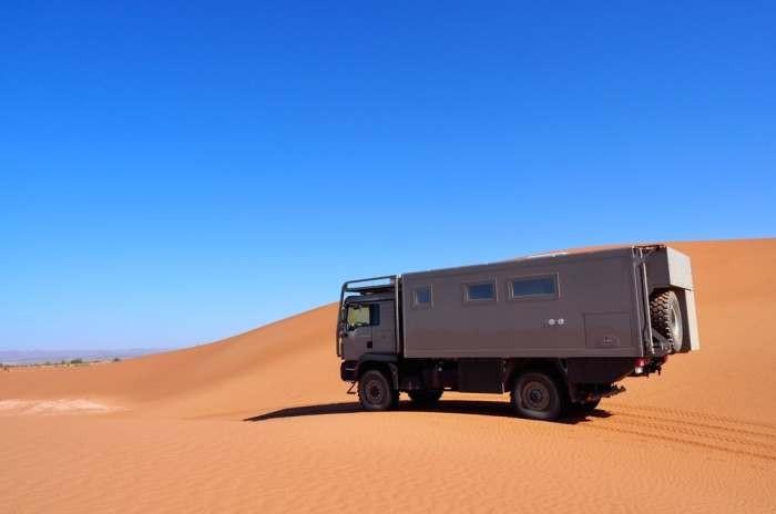 Идеальная машина для путешествий (6 фото)