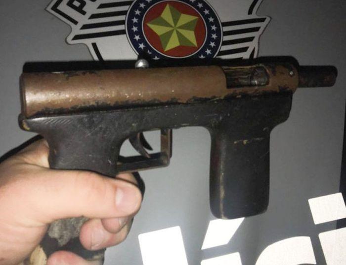 Оружие преступного мира (37 фото)