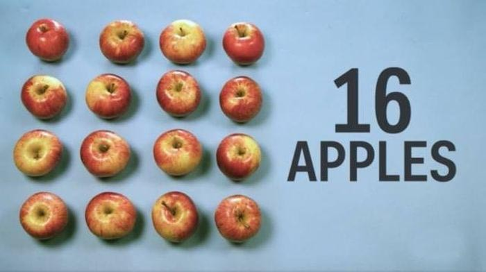Суточная норма калорий для человека в конкретных примерах (8 фото)
