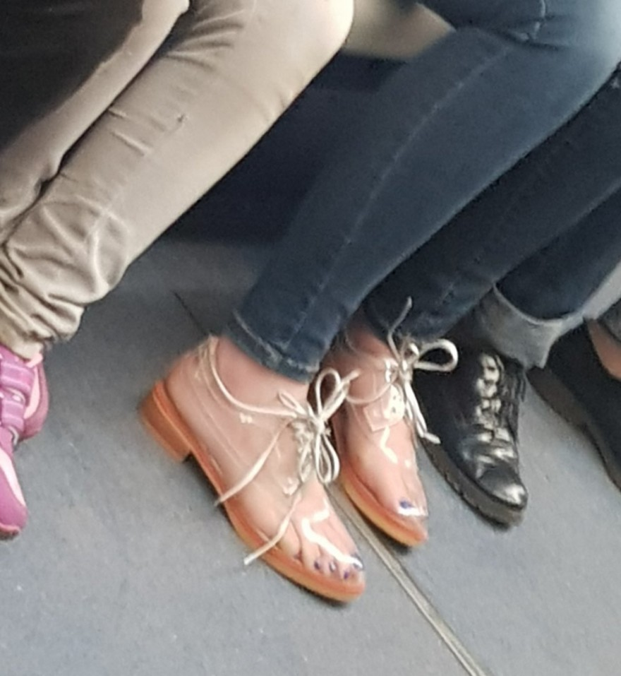 Неизлечимые модники улиц российских городов (23 фото)