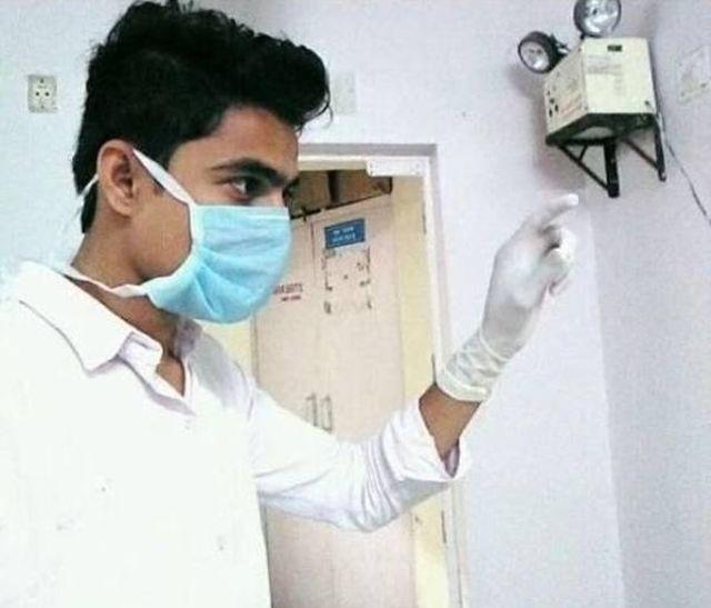 Житель Индии в течение 5 месяцев выдавал себя за врача (5 фото)