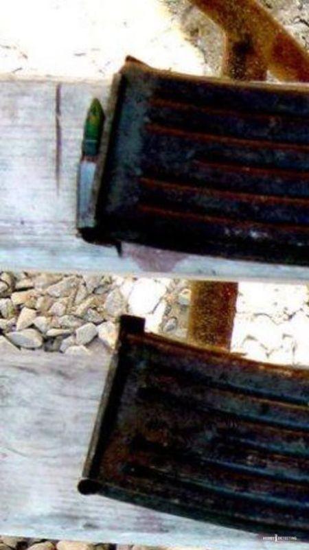 В Польше на чердаке старого дома нашли немецкий автомат (7 фото)