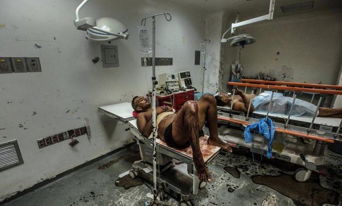 Условия лечения в стране с самым большим запасом нефти (7 фото)