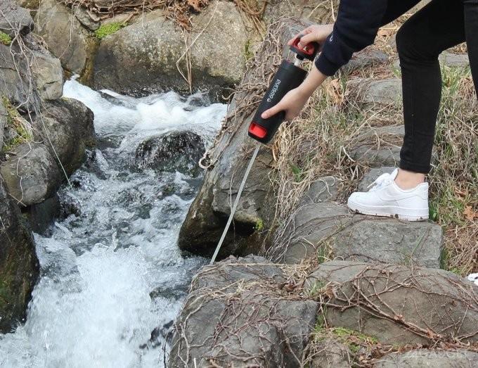 Purisoo превратит грязную воду из лужи в питьевую (8 фото + видео)