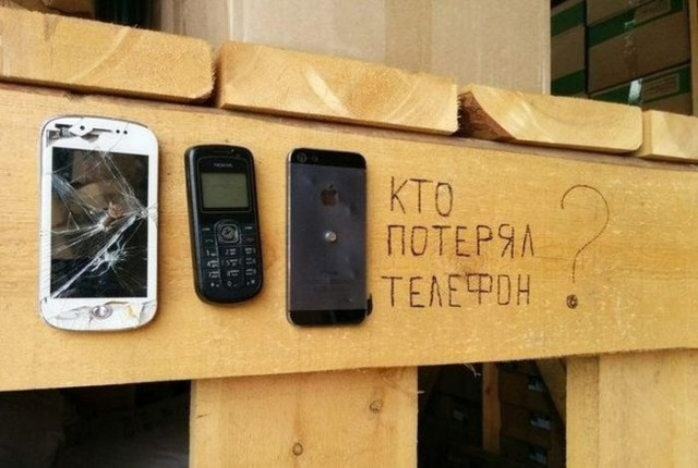 Изъятые телефоны у военнослужащих в воинских частях (10 фото)