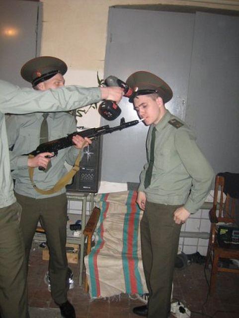 Армейские фото (37 фото)