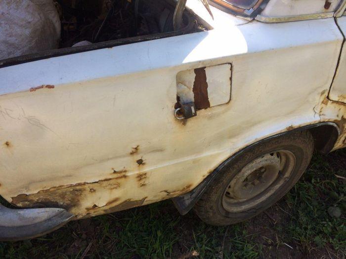 Защита автомобиля своими силами (4 фото)