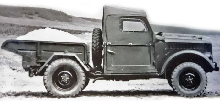 Интересные и редкие советские автомобили (8 фото)