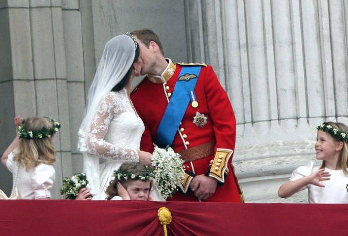 Свадебные фото звезд (10 фото)