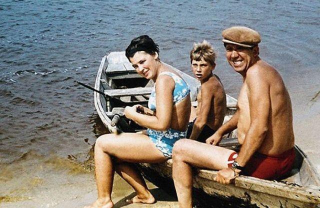 Старые фото знаменитостей (15 фото)