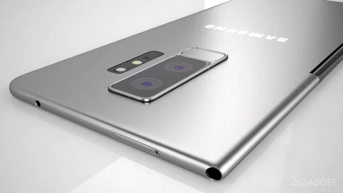 Складной смартфон Samsung Galaxy X во всей красе (6 фото + видео)
