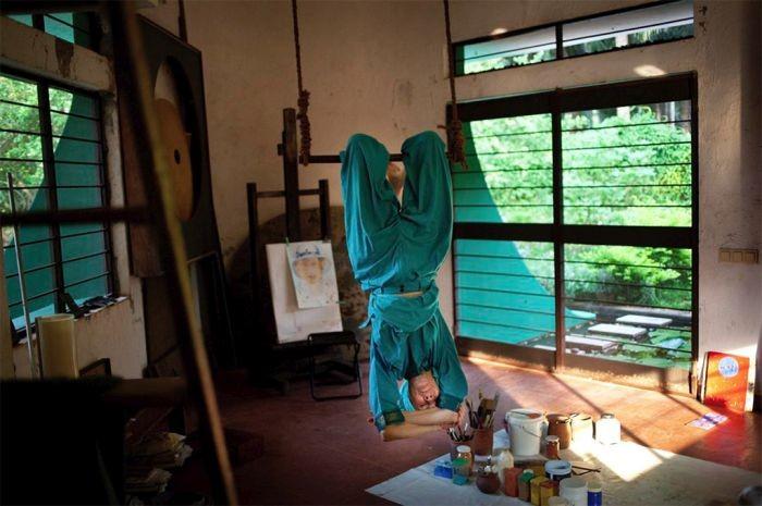 Ауровиль - город без политики и религии (34 фото)