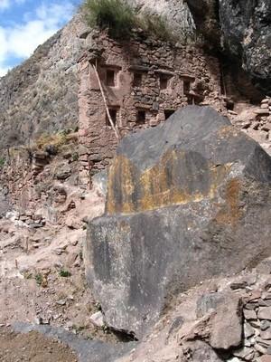 История древнего храма Наупа Иглесиа (9 фото)