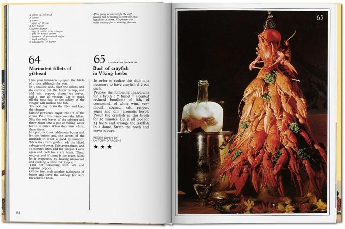 Кулинарная книга с иллюстрациями Сальвадора Дали (10 фото)