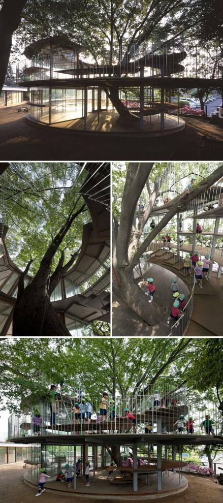 013d42 Сногсшибательные примеры современной архитектуры Японии (15 фото)