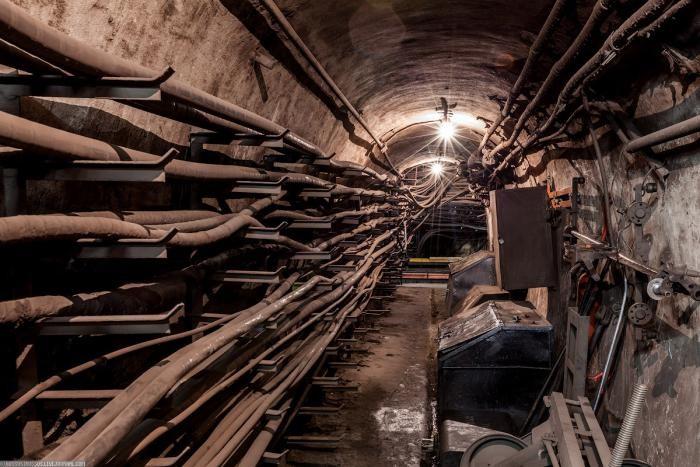 0955ef Подземные тоннели метро в Москве (23 фото)