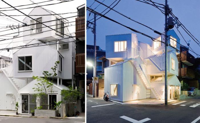 10fc71 Сногсшибательные примеры современной архитектуры Японии (15 фото)