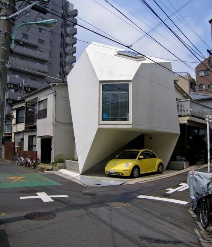 239115 Сногсшибательные примеры современной архитектуры Японии (15 фото)