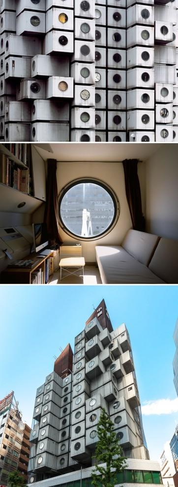 Сногсшибательные примеры современной архитектуры Японии (15 фото)