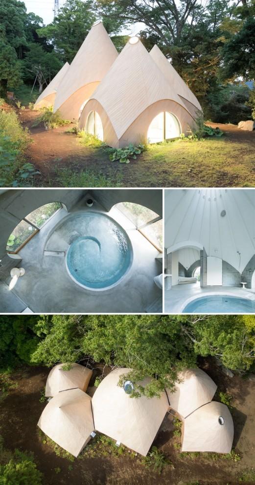 72a0f1 Сногсшибательные примеры современной архитектуры Японии (15 фото)