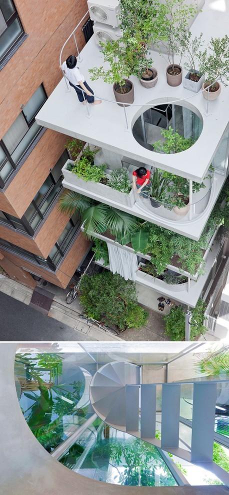 9249be Сногсшибательные примеры современной архитектуры Японии (15 фото)