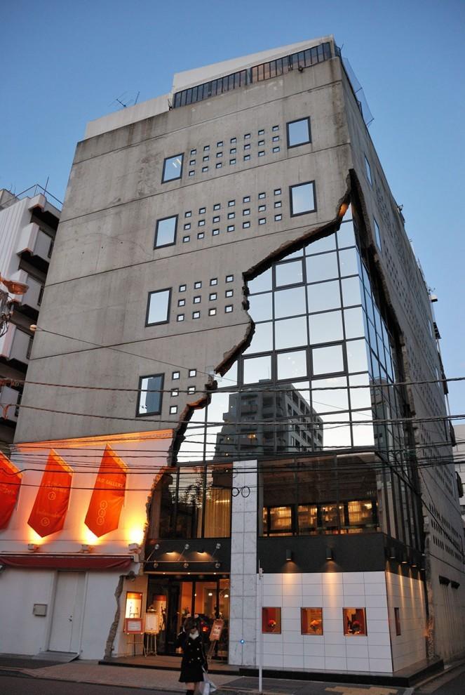 9c16d4 Сногсшибательные примеры современной архитектуры Японии (15 фото)