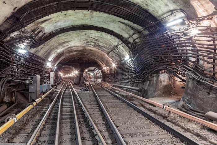 b3aa5f Подземные тоннели метро в Москве (23 фото)